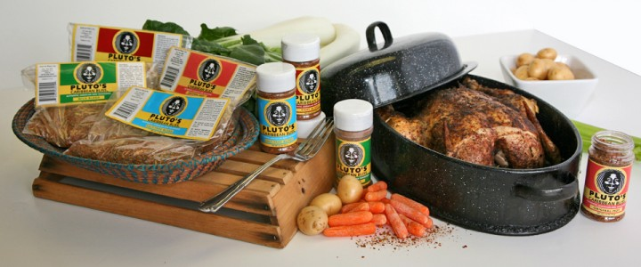 PLUTO'S Jamaican Seasonings 2